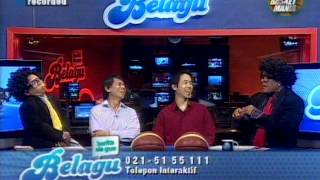 Neilson Gautama as Guest Star in Belagu JAKTV part 1