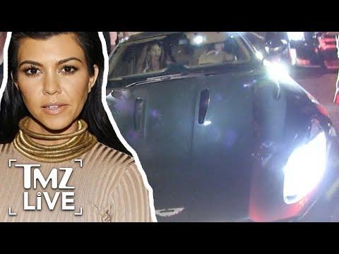 Kourtney Kardashian and Larsa Pippen Enjoy Ladies Night | TMZ Live