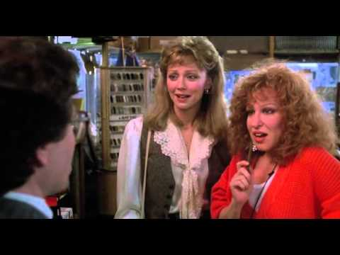 Outrageous Fortune Jerry Zaks   Bette Midler  Shelly Long