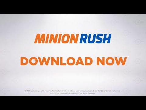 Minion Rush - Update 55 - Google Play Trailer