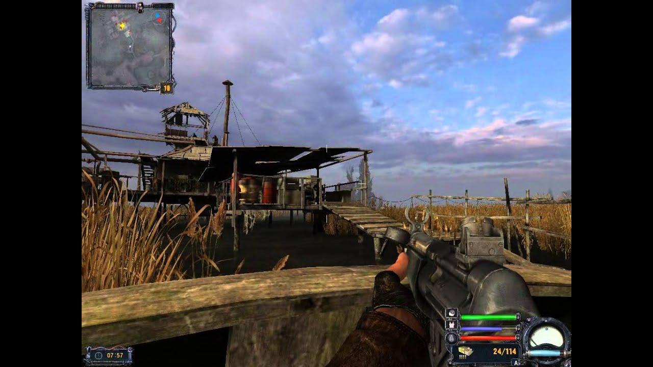 игра сталкер чистое небо скачать торрент бесплатно в хорошем качестве - фото 9