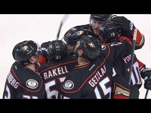 Thumbnail: Gotta See It: Ducks rally for three goals to stun Oilers and force OT