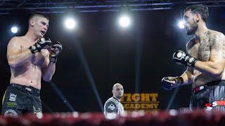 Vahe Movsisyan (Gladiator Ostrołęka) - Piotr Golon (Berkut WCA Fight Team)