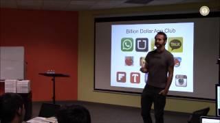 George Berkowski: How to build a billion dollar app?