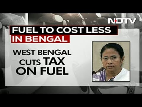 Now, West Bengal To Cut Petrol, Diesel Prices By 1 Rupee Per Litre