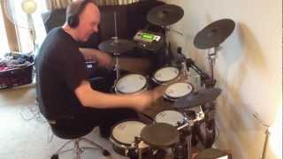 Alphabeat - Fascination (Roland TD-12 Drum Cover)