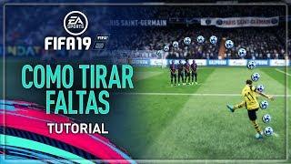 FIFA 19 COMO TIRAR FALTAS | TIROS LIBRES TUTORIAL | POWER FREE KICK (PS4/Xbox One)