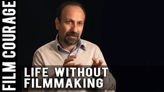 Without Filmmaking, Life Would Be Difficult For Me by Asghar Farhadi of THE SALESMAN