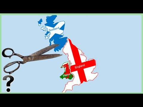 What If Scotland Left The UK?