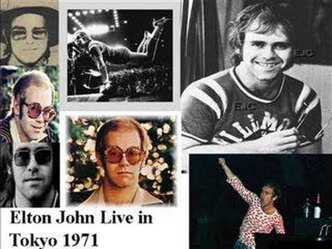 Elton John - It's Me That You Need (live in Tokyo 1971) mp3