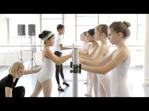 Joffrey Ballet School NYC Youth Ballet Program - Level 1