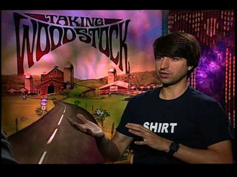 Demetri Martin interview for Taking Woodstock