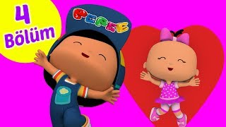 Pepee - 4 New Episode - Nursery Rhymes - Kids Song | Cartoon for Kids
