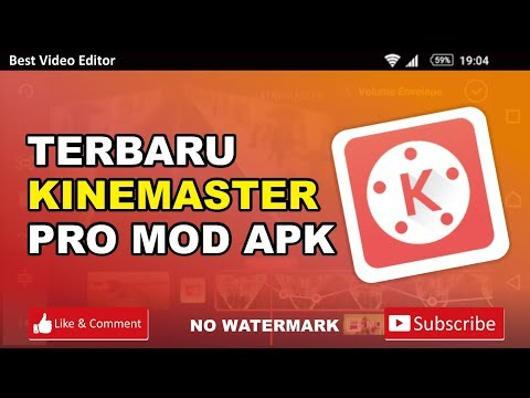 Cara Download aplikasi KINEMASTER terbaru | No watermark | Greenscreen