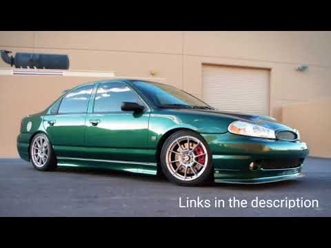 Ford Contour Tuning