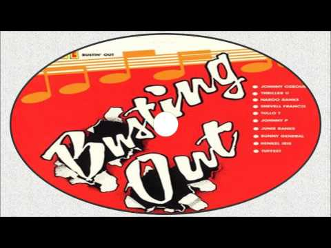 Johnny Osbourne-Mister Dis (Busting Out Riddim 1988) Steely & Clevie Records