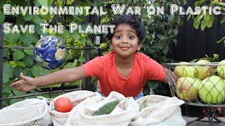 Environmental War on Plastic | Wise shopping