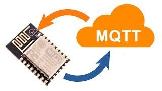 Управление через интернет из любой точки мира. Протокол MQTT