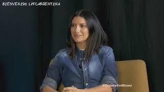 ¡La hija de Laura Pausini es fan de Bad Bunny!