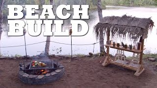 How to Build a Beach