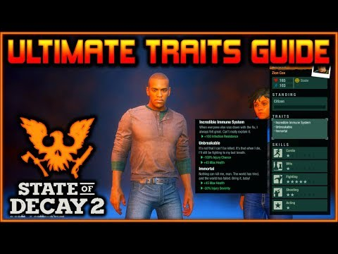 """Ultimate """"TRAITS"""" Guide 