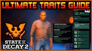 "Ultimate ""TRAITS"" Guide 