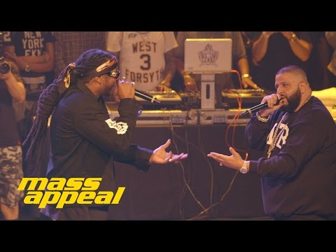 DJ Khaled Brings Out 2 Chainz - Watch Out (Live at Mass Appeal BBQ SXSW)