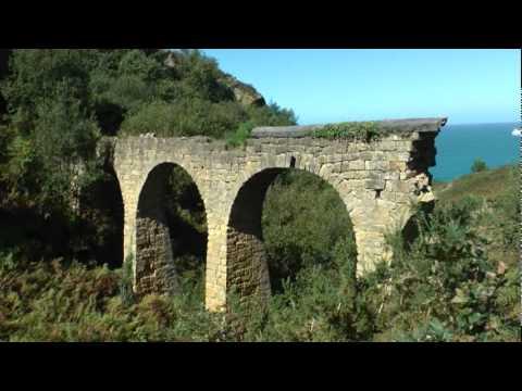 On the north coast of Spain