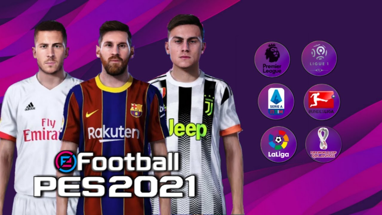 Fts 20 Mod Pes 2021 Android Offline 300mb Best Graphics New Face Kits Latest Transfers Update 2020 Youtube