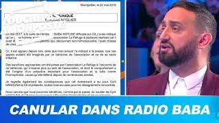 Canular dans Radio Baba : le président du Refuge s'excuse auprès de Cyril Hanouna