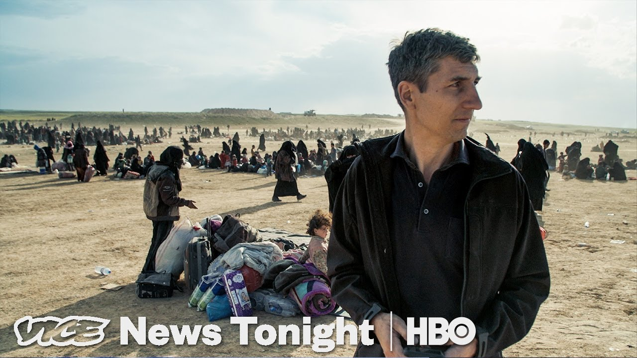Taken By ISIS: A VICE News Tonight Special Report (Trailer)