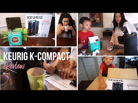 Keurig K-COMPACT Single Serve Coffee Maker Review