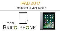 Tuto iPad 5 2017 : remplacer la vitre tactile (HD)
