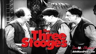 THE THREE STOOGES: Malice in the Palace (1949) (HD 1080p) | Moe Howard, Larry Fine, Shemp Howard