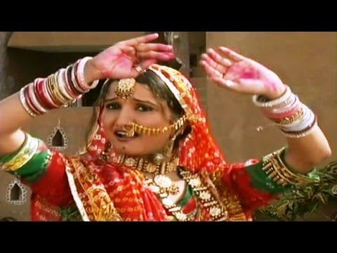 Naina Neecha Kar Le Shyam Se - Full Video Song Rajasthani - Anuradha Paudwal