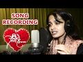 'Prem He' Song Recording | Zee Yuva Love Series | New Marathi Serial 2017 - Ketaki Mategaonkar
