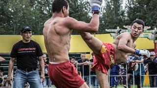 Злобные Спартанцы Хуреш из Республики Тыва, STRELKA