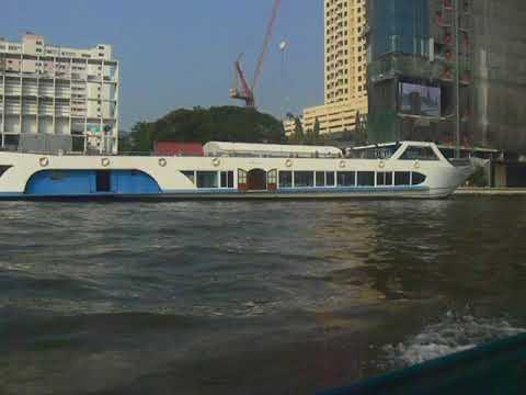 River trip @ Chao Phraya River