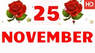 25 November Special New Birthday Status Video , happy birthday wishes, birthday msg quotes जन्मदिन