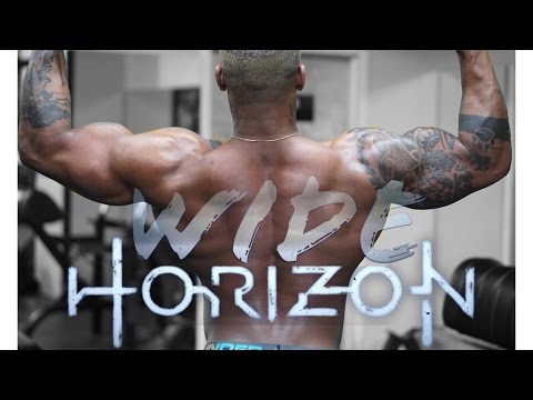 Widen your horizon  | Heavy Back Training
