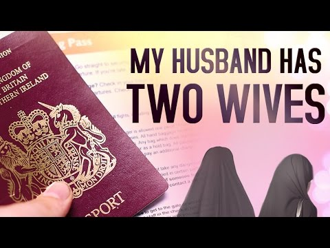 My Husband Has Two Wives For A Passport