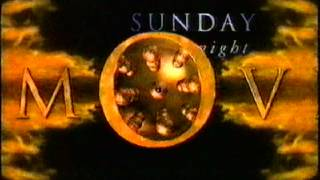 """WIN Television """"Sunday Night & The Movies"""" Intro 1997 (Incompleted)"""