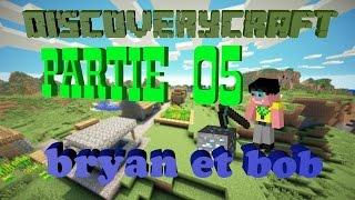 DiscoveryCraft 1.8.1 partie [05] Minecraft avec Bobdepso et bryan