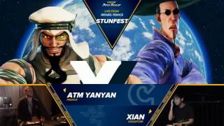 sfv stunfest 2016 day 1 part 2 cpt 2016