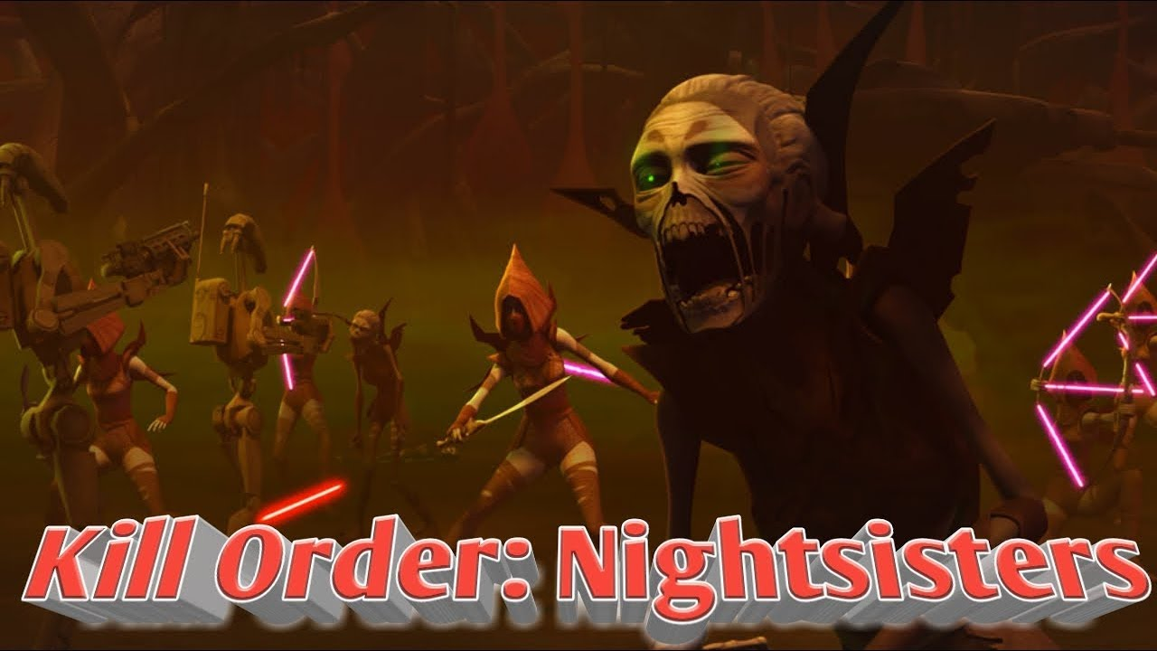 Nightsisters & GW: Good on Offense and incredibly annoying