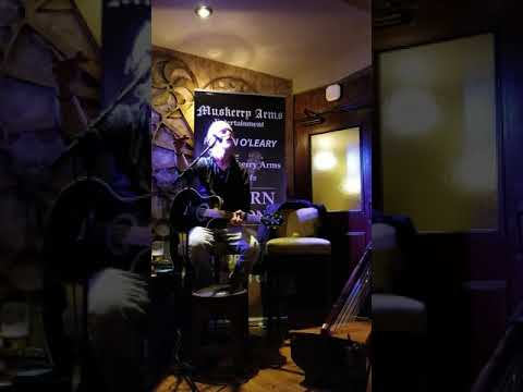 Kieran O'leary at Muskerry Arms in Blarney