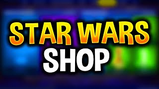 OMG! STAR WARS SKIN 😱🔥 Heute im Fortnite Shop 15.11 🛒 DAILY SHOP   Fortnite Shop Snoxh