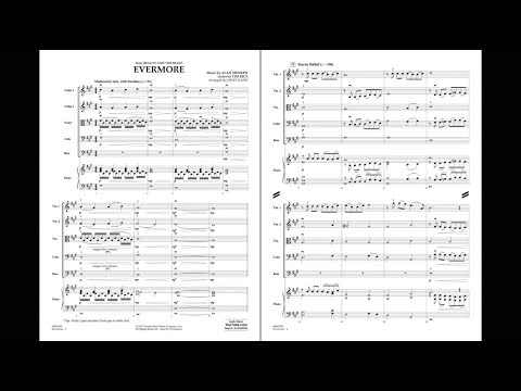 Thumbnail: Evermore (from Beauty and the Beast) arr. James Kazik