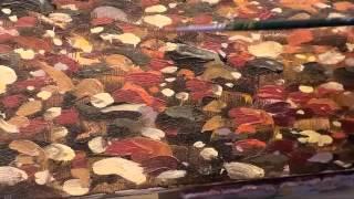 Игорь Сахаров. Уроки живописи_ Морской пейзаж с чайкой