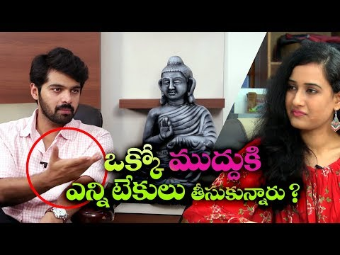How many takes for each kiss scene ? : 24 Kisses hero Adith Arun Exclusive Interview